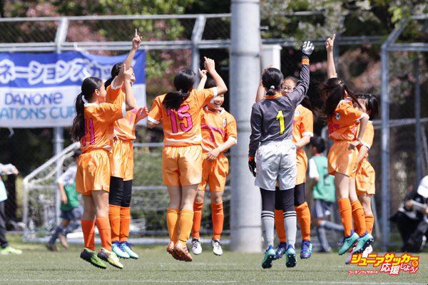 西鶴間サッカークラブー国立SSS