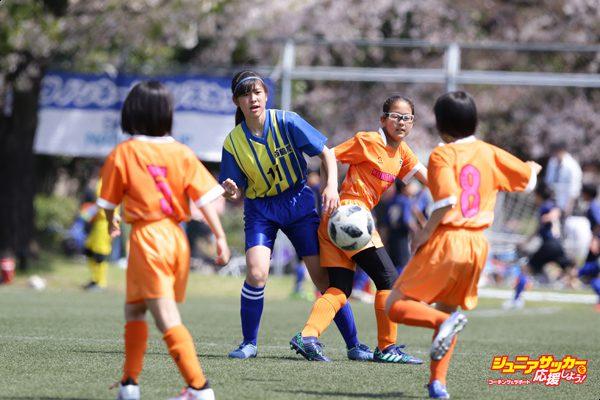 西鶴間サッカークラブー国立SSS3