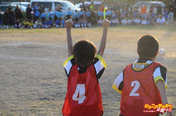 少年サッカーイメージ