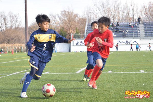 1-5 PRIMO大阪vsトリアネーロ町田