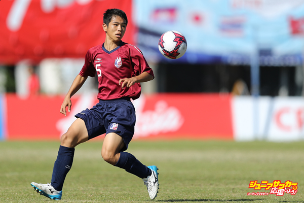 CP-meiji Cup U-14 International Champions Semi Finals