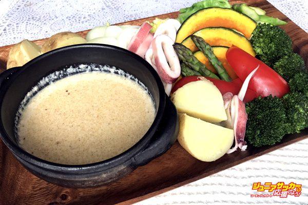 食育 レシピ バーニャカウダ
