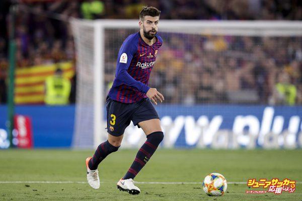 FC Barcelona v Valencia - Spanish Copa del Rey