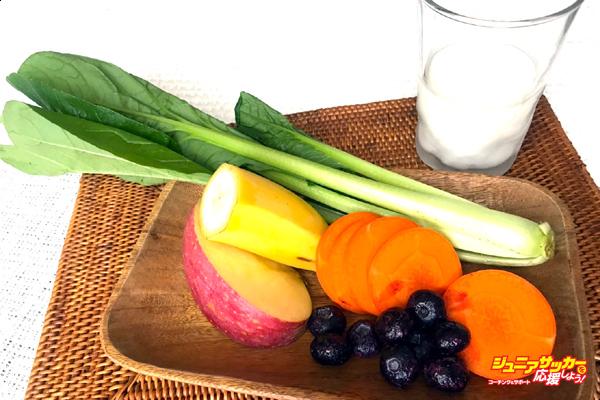 スムージー レシピ 材料