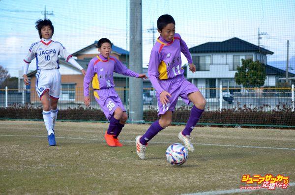 新座片山FC少年団 ー JACPA東京FC
