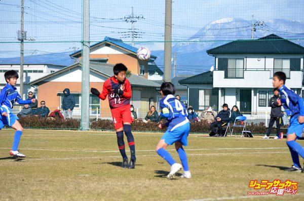 FCトリプレッタ渋谷 ー 鹿島アントラーズ