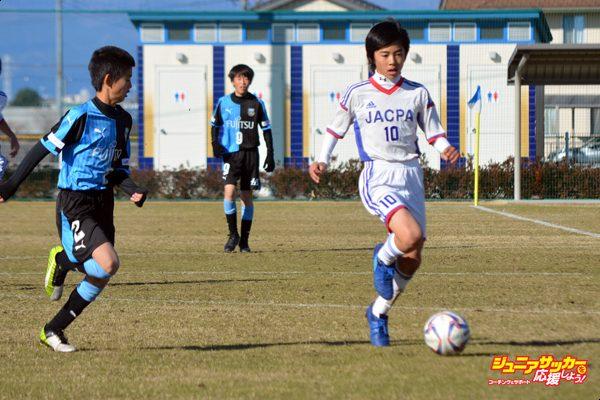 JACPA東京FC ー 川崎フロンターレ
