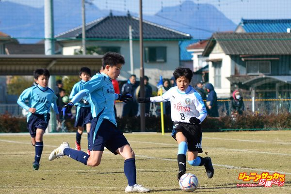 FC中原ー 川崎フロンターレ