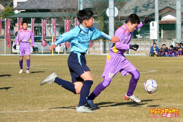 FC中原 ー 新座片山FC少年団
