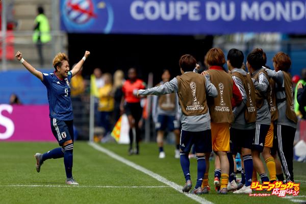 日本女子代表メンバー
